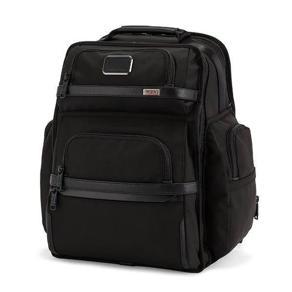 トゥミ TUMI ビジネスリュック ALPHA 3 アルファ3 ブリーフ・パック ビジネスバッグ 117347-1041 ブラック Brief Pack メンズ 通勤バッグ 5%還元 あす楽