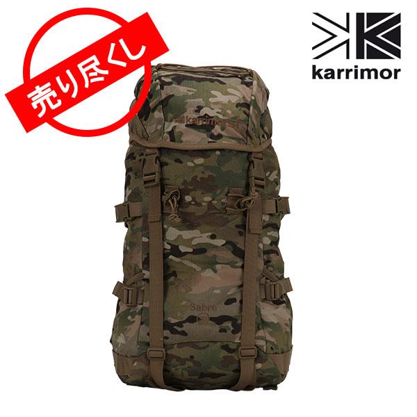 【赤字売切り価格】KARRIMOR カリマー SF (カリマースペシャルフォース) Sabre 30 セイバー30 Multicam マルチカム M049M1 リュック アウトドア アウトレット