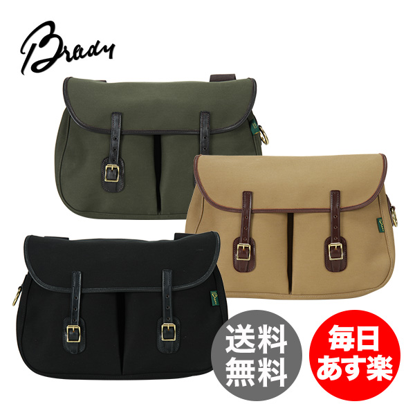 【3%OFFクーポン】Brady ブレディー Shoulder Bag Dart Bag ダートバッグ F-DAR ショルダーバッグ