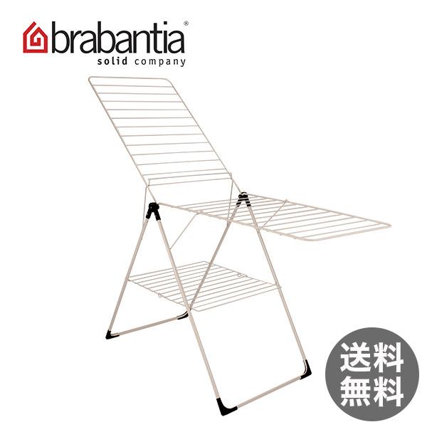 【最大5%OFFクーポン】Brabantia ブラバンシア 洗濯物干し Drying Rack ドライングラック Ivory アイボリー 476068 室内干し
