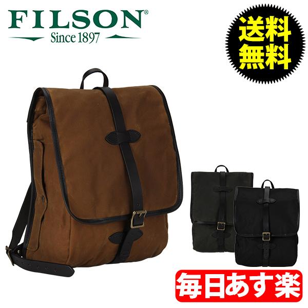 FILSON フィルソン Tin Cloth Backpack ティンクロスバッグパック 70017