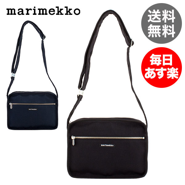 マリメッコ Marimekko ショルダーバッグ シティ CITY 037797 ROADIE レディース メンズ ミニショルダー バッグ