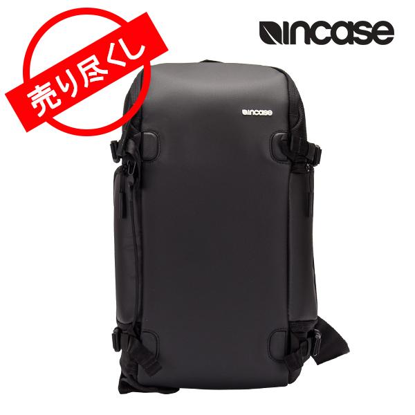 【全品3%OFFクーポン】【赤字売切り価格】インケース ゴープロ (GoPro) スリングパック カメラバッグ リュック バッグ アウトドア メンズ ブラック CL58083 INCASE Incase Sling Pack for GoPro アウトレット