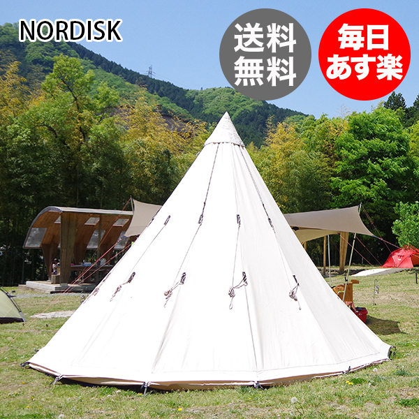 Nordisk ノルディスク アルヘイム Alfeim 12.6 Basic ベーシック 142013 テント キャンプ アウトドア 北欧