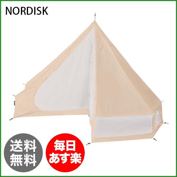 ノルディスク インナーキャビン (1pc) アスガルド7.1用 個室 テント キャンプ アウトドア 144012 NORDISK Cabin (1pc) Asgard 7.1