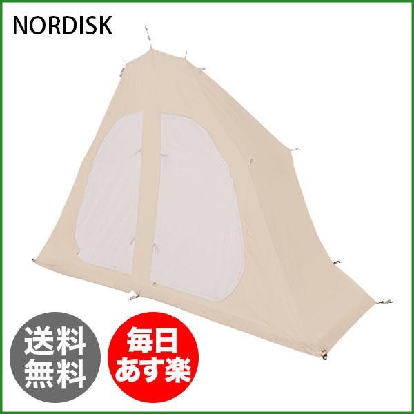 ノルディスク インナーキャビン (1pc) アルヘイム12.6用 個室 テント キャンプ アウトドア 144014 NORDISK Cabin (1pc) Alfheim 12.6