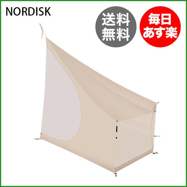 【5%OFFクーポン】ノルディスク インナーキャビン 2pcs (左右セット) アスガルド19.6用 個室 テント キャンプ アウトドア 145021 NORDISK Cabin (2pcs set) Asgard 19.6 L+R
