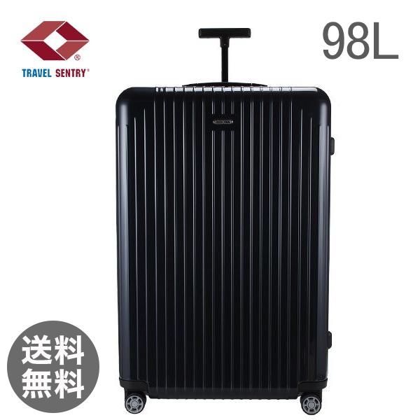 RIMOWA リモワ サルサエアー 825.77 82577 【SALSA AIR】 スーツケース ネイビーブルー Multiwheel 98L 【4輪】 98L (820.77.25.4)