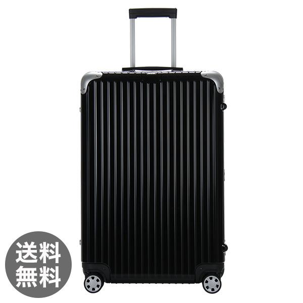 【全品3%OFFクーポン】RIMOWA リモワ リンボ 890.73 89073 マルチホイール 73 4輪 スーツケース ブラック Multiwheel73 83L (881.73.50.4)
