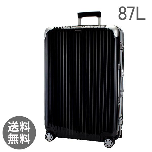 【3%OFFクーポン】RIMOWA リモワ リンボ 882.73.50.5 マルチホイール 73 4輪 スーツケース ブラック Multiwheel73 87L 電子タグ 【E-Tag】