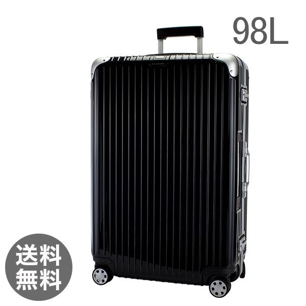 リモワ RIMOWA リンボ 98L 882.77.50.5 LIMBO Multiwheel マルチホイール Black ブラック 電子タグ 【E-Tag】