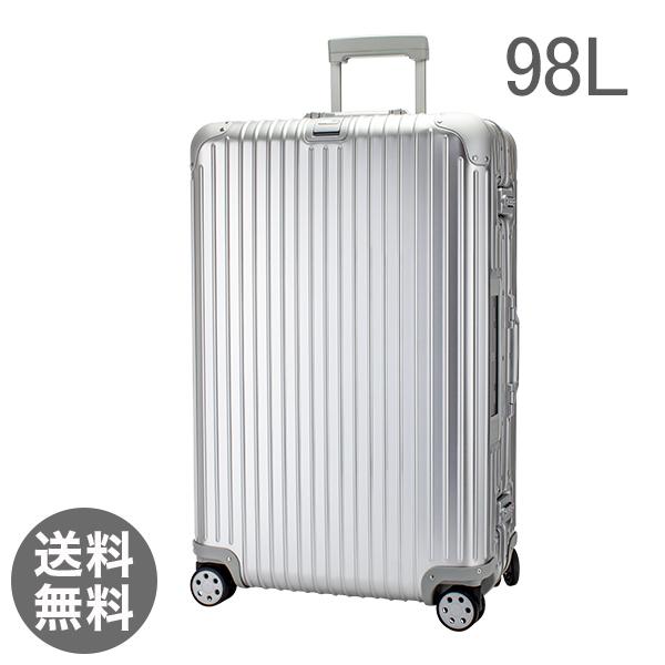 【E-Tag】 電子タグ RIMOWA リモワ トパーズ 924.77.00.5 スーツケース TOPAS 98L