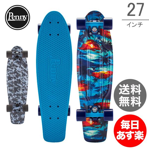 ペニー スケートボード Penny Skateboards スケボー 27インチ Graphics ミニクルーザー グラフィック スポーツ アウトドア ストリート PNYCOMP2742