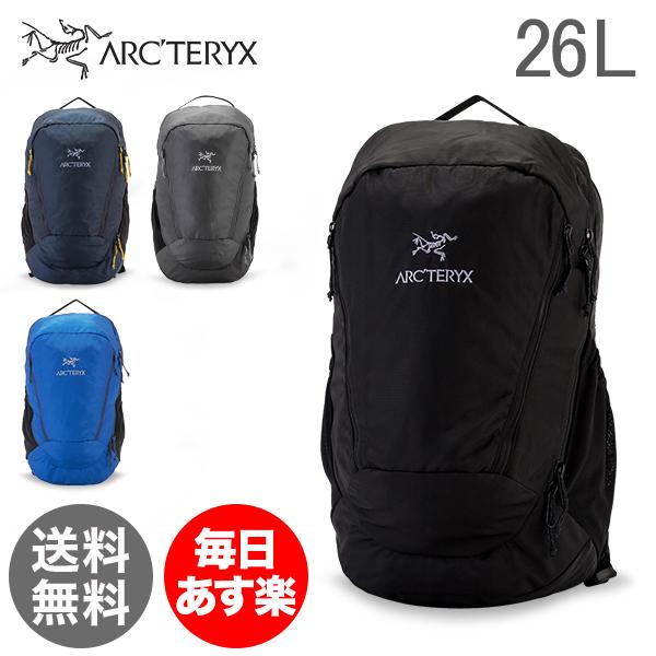 アークテリクス Arc'teryx リュック マンティス 26 バックパック デイパック 26L 7715 Mantis 26 Multi Purpose Daypack Backpack メンズ レディース