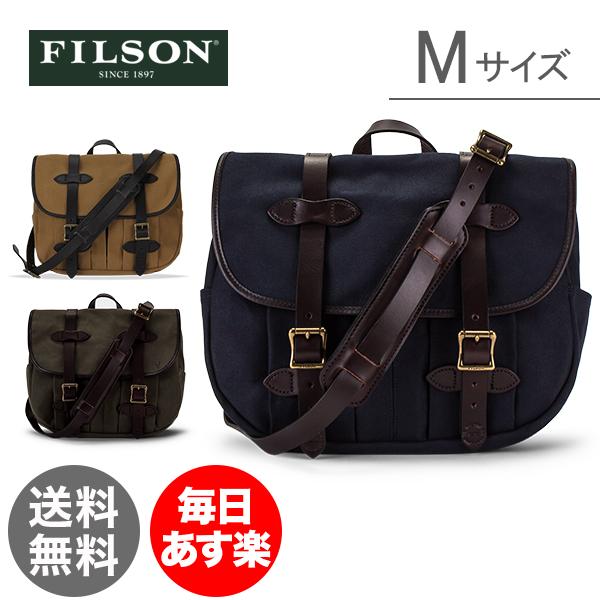 フィルソン Filson ショルダーバッグ ミディアム フィールドバッグ Medium Field Bag Mサイズ 70232 メンズ レディース