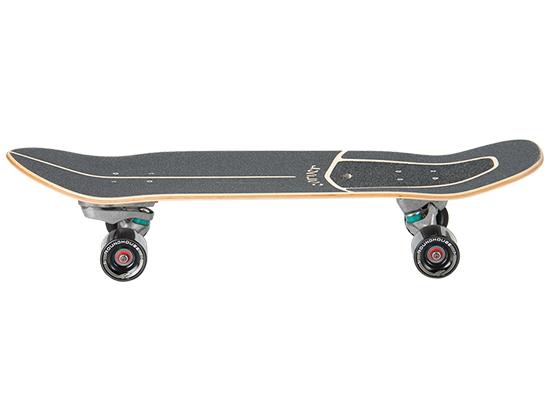 Carver Skateboards Carver skateboarding C7 Complete 32'' Surf Punk surf flat