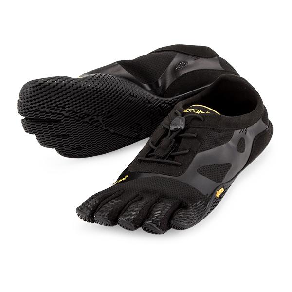 VIBRAM Fivefingers Kso Evo Women/'s Vibram Shoes 14W0701 Black NEW