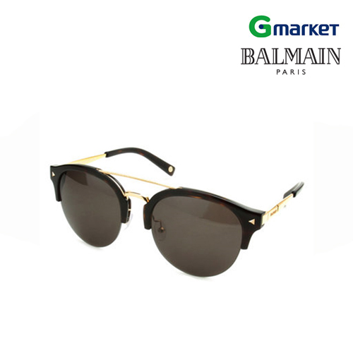 【BALMAIN】【バルマン】バルマン サングラス/BALMAIN Sunglass/BL-6038K-02/サングラス/眼鏡/ファッション/プリミアム/フランス/海外ブランド/夏/オシャレ【海外直送】