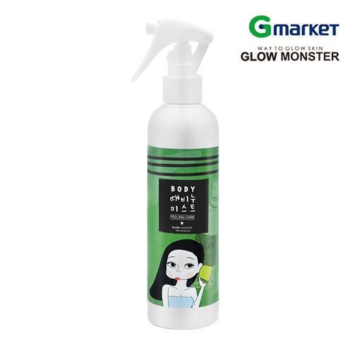 GMARKET公式 GLOW MONSTER 迅速角質ブロック グローモンスター 超安い 狂ったときミスト Crazy Dead Skin ボディケア 海外直送 韓国コスメ 保湿 Cleaner 250ml 化粧品 コスメ メーカー公式ショップ