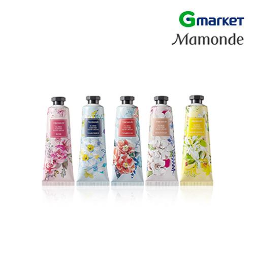 GMARKET Mamonde パフューム ハンドクリーム ライン マモンド フラワーセンチドハンドクリーム FLOWER SCENTED HAND バースデー 記念日 ギフト 贈物 お勧め 通販 海外直送 スキンケア CREAM 全5種 50ml パピュームクリーム クリーム 韓国化粧品 韓国コスメ 数量限定