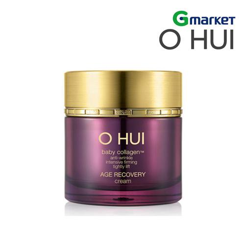 【OHUI】【オフィ】エイジリカバリー クリーム/Age Recovery Cream/50ml/クリーム/フェイスクリーム/保湿クリーム/韓国コスメ/コスメ【海外直送】