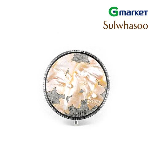 【Sulwhasoo】【雪花秀】【ソルファス】シランコンパクト/ShineClassic Powder Compac/10g/パウダーファンデーション/メイクアップ/ベース/カバー【海外直送】