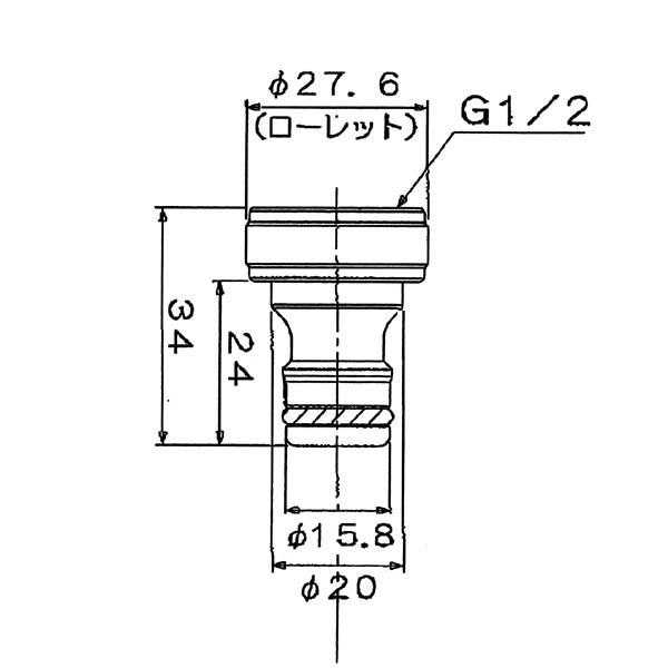 동물 꼭지 & 스탠다드 꼭지 & N 시리즈 전용 호스 커플러 세트 놋쇠