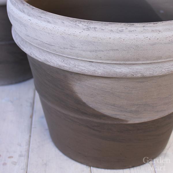두 림 냄비 마블 색상 외부 직경 29cm 크기 2P 세트