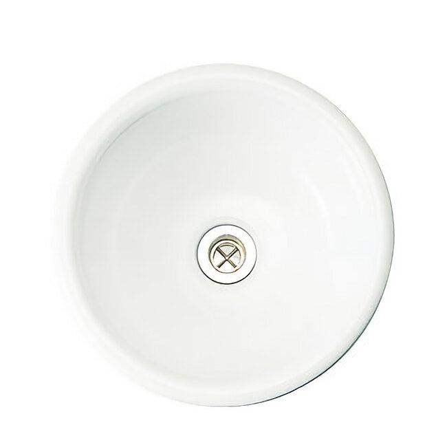 手洗器/HandwashBASINブランカ手洗い鉢 MラウンドE274060 【メーカー取り寄せ品】