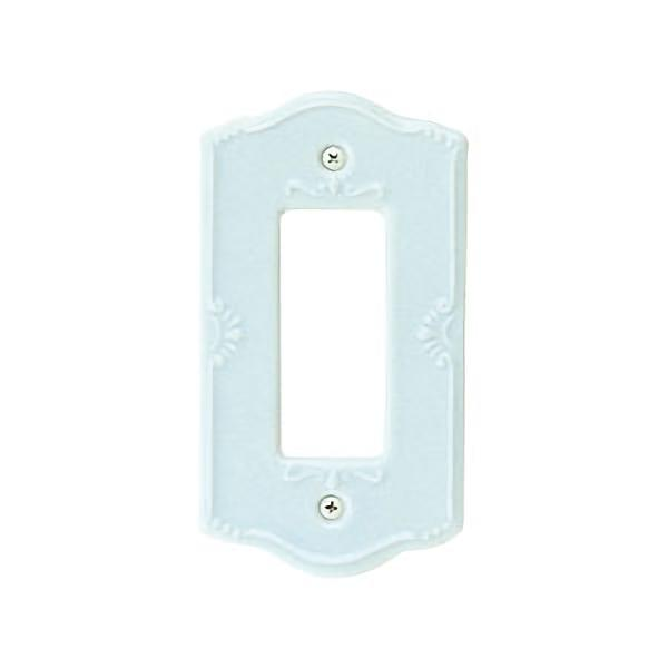 Gmart Ceramic Switch Plate Switch Cover And Outlet Covers Plain