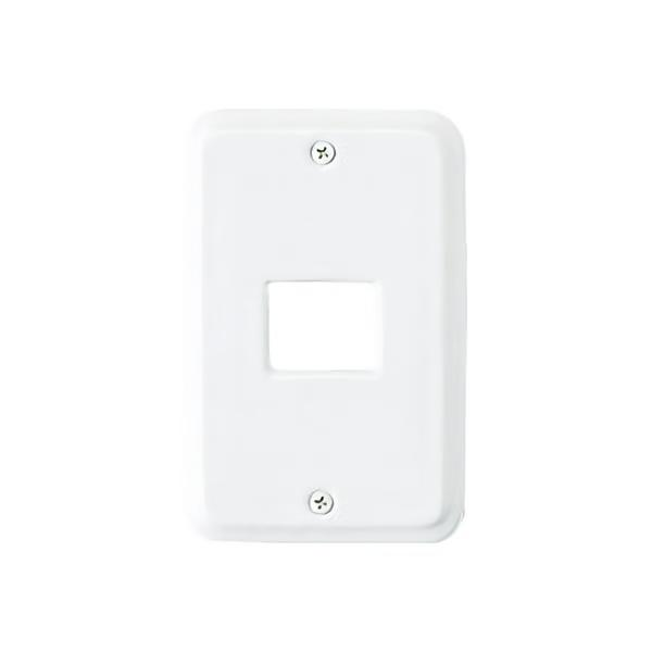Gmart Ceramic Switch Plate Switch Cover Electrical Outlet Cover