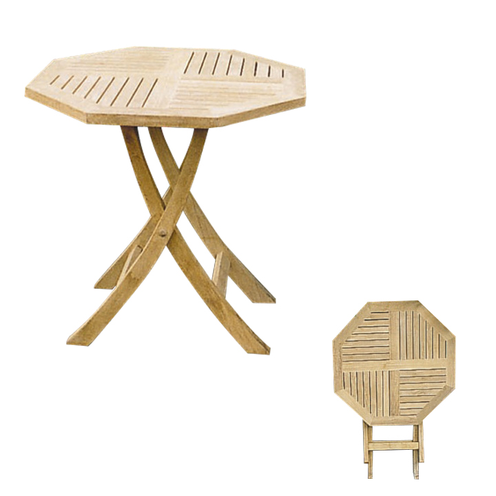 Square Teak Folding Table 31 Outdoor Dining Furniture Teak