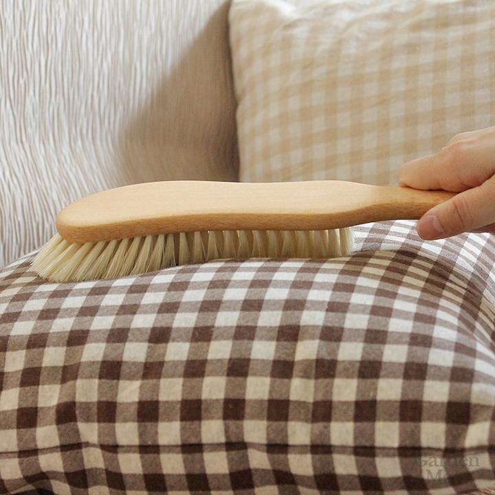 REDECKER レデッカークッションブラシ(豚毛)-Cushion Brush -