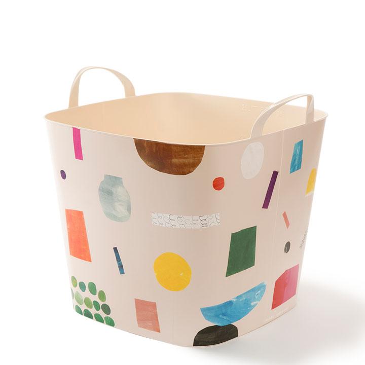 スタックストー バケット MサイズMOGU TAKAHASHI Cut&Pastestacksto, baquet In-patterns【正規代理店】