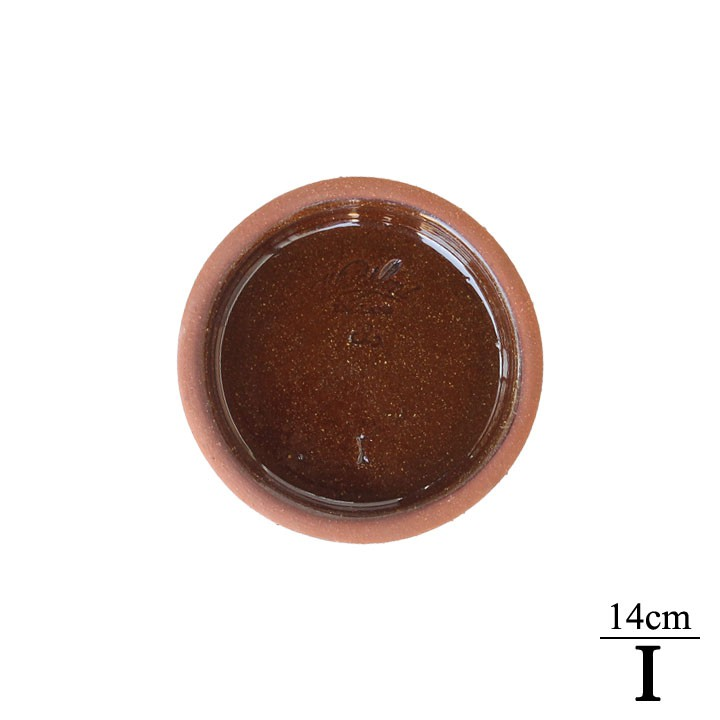 イギリス 英国製 熟練の職人による完全ハンドメイド 水受け 受け皿 5☆大好評 直径14cmサイズ Pottery Whichford ウィッチフォード AL完売しました。 I 2021年8月再入荷 植木鉢用