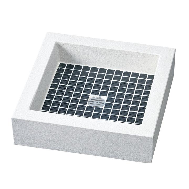 水受け シュペリパン カラー:ペッパー(PE) OPB-PP-1 ニッコーエクステリア nikko 【メーカー直送・代金引換不可】