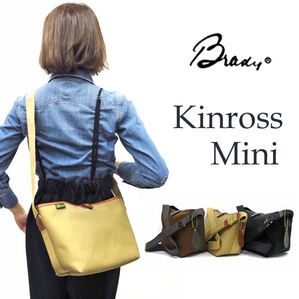 Brady KINROSS MINI ブレディー キンロスミニ 【 全3色 】Brady ブレディー kinross キンロス ミニ  Brady ブレディー