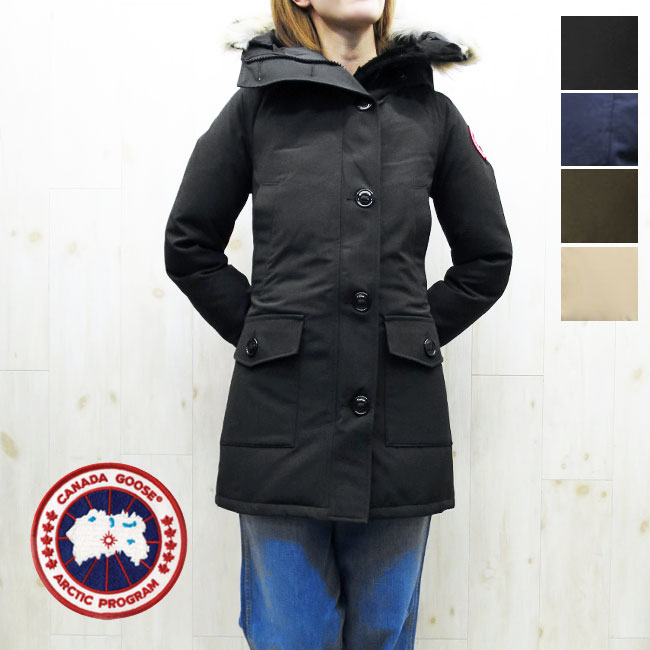 a74dc3437 It is immediate delivery canada goose lady's Canadian goose Bronte BRONTE  PARKA Japan standard model Lady's 2603JL for 2019 arrival in the fall and  ...