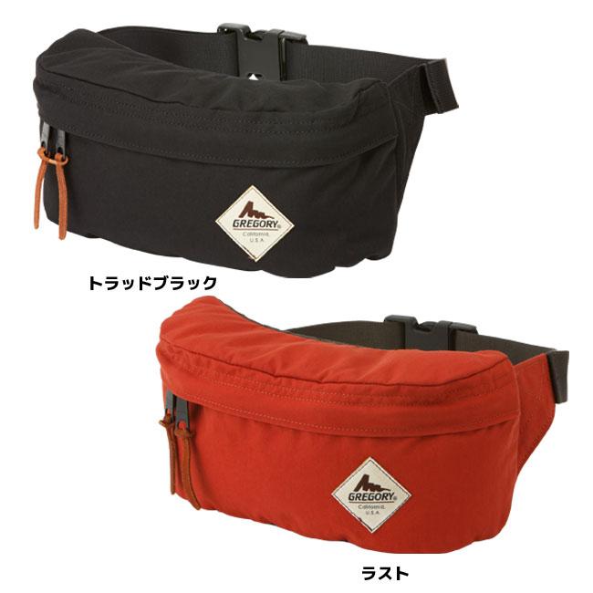 Classic supple waist bag GREGORY  Gregory Sunbird (Sunbird series)  Tail  Breese テールブリーズ 420b34bd7c
