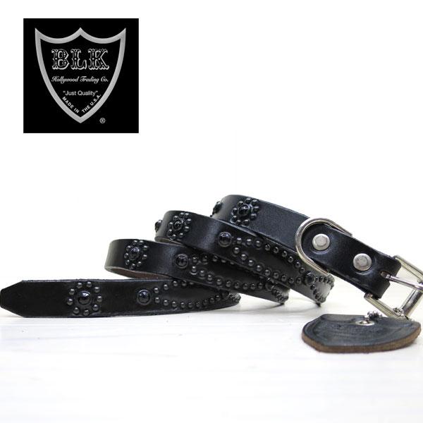 【ブラックHTC 】BLACK ベルト 0.75