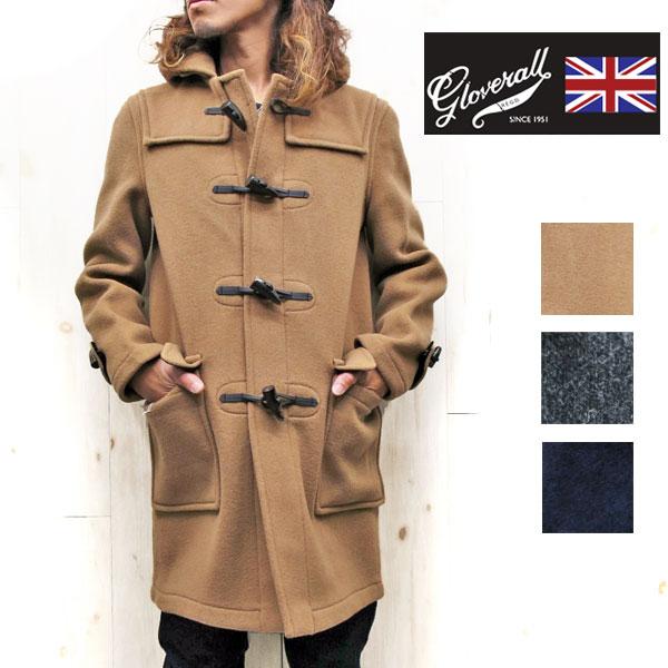 GMMSTORE | Rakuten Global Market: Slim fit GLOVERALL DUFFLE COAT ...