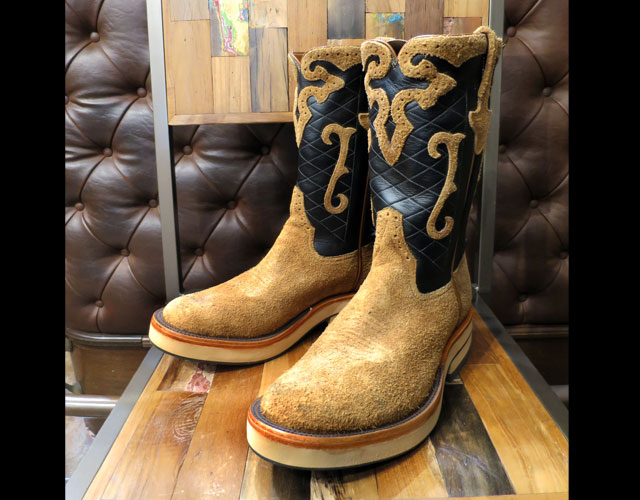 2014 Fw Stock Care Products Presents Rios Of Mercedes Rios Of Mercedes Roper Boots 11 H Roper Shallow
