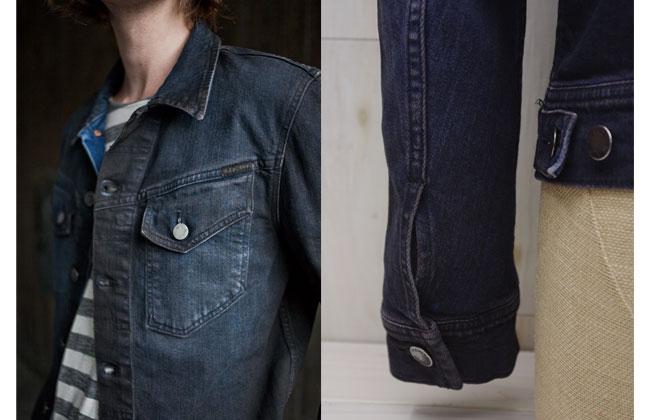feda96a87618 ... 2013 ☆ NUDIE JEANS: Nudie jeans CONNY Connie denim jacket G Jean  38161-5017 ...