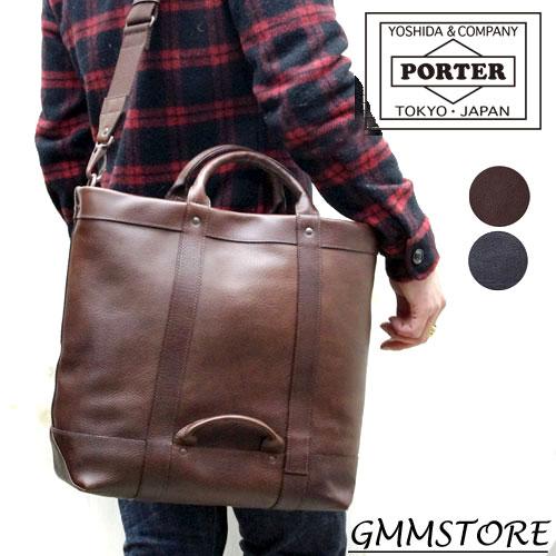 PORTER BUSHEL Porter bushel ( W330/H350/D120 ) 1,080 g 2 WAY Tote (S) 233-08436 2WAY shoulder bag