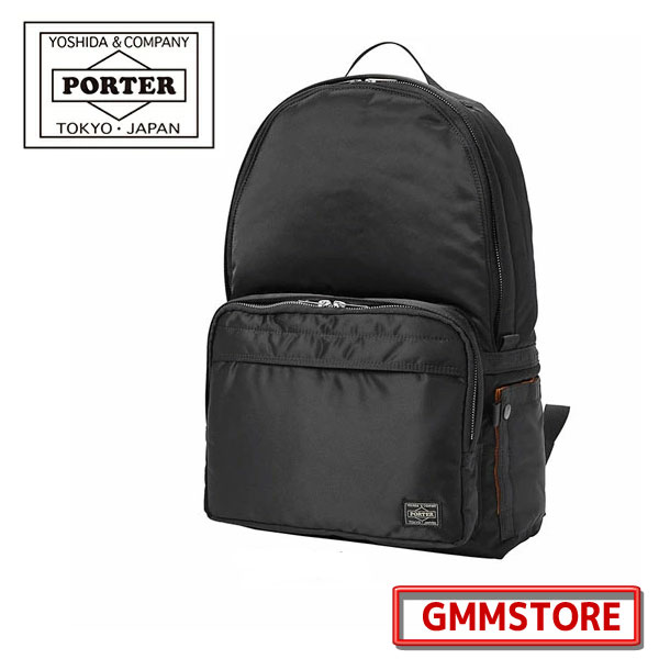 20b4a5c373 Yoshida bag PORTER TANKER (tanker Porter) DAY PACK daypack (  W300 H430 D130) 645 g 19 L unit can be used with a porch! Yoshida Kaban  622-06674