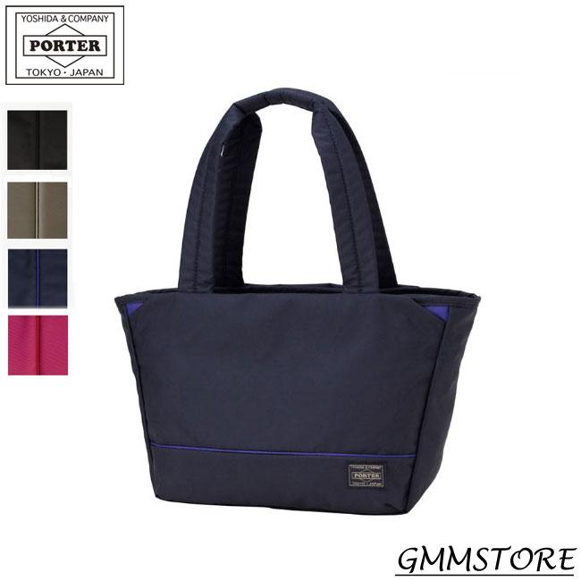 女子専用の ポーター レディースカジュアルシリーズ♪お出かけに最適な ポーターガール トートバッグ  porter girl mousse  751-09872 トートバッグ (S) ポーターガール ムース