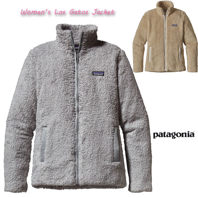 [2018秋冬モデル] 【国内正規商品】PATAGONIA W's Los Gatos Jacket ウィメンズ ロス ガトス ジャケット ELKH DFTG パタゴニア フリース レディース 25211
