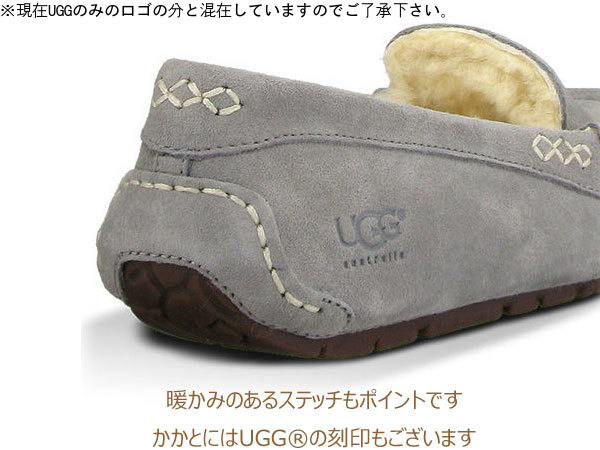 Or loafer type AG MOM to pregnant women recommend UGG AUSTRALIA (Ugg Australia) regular products ugg Women's ANSLEY (Annesley)