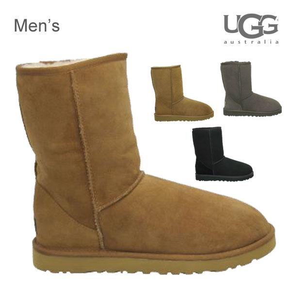 e69fb3198e6 2013 AW in stock now UGG AUSTRALIA ( Ugg Australia ) ugg men's classic  short ( CHESTNUT) ugg Sheepskin boots ugg mens Sheepskin classic short