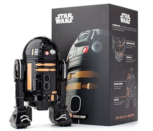 台数限定 スター・ウォーズ R2-Q5 ロボットトイ sphero 【日本正規代理店品】 R201QRW